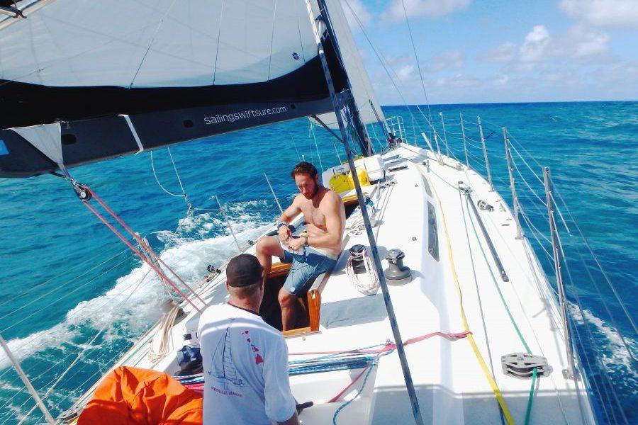 Mega Expedition Sailboat